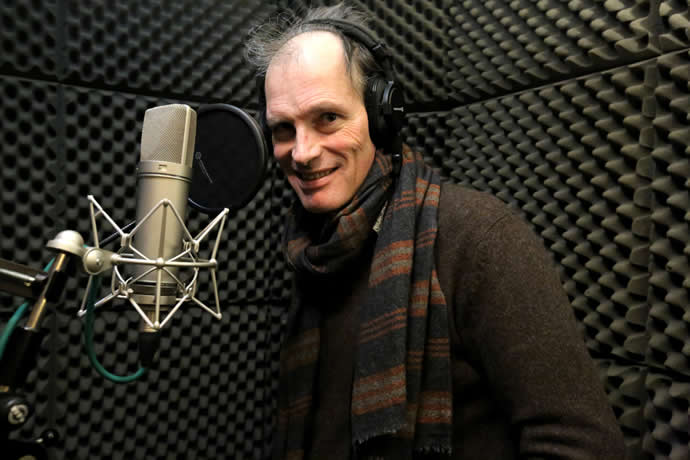 Andrew - Voiceover Talent