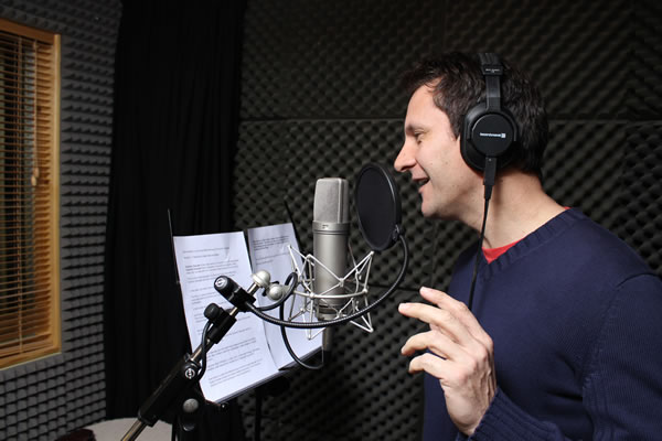 Voiceover Talent Plymouth