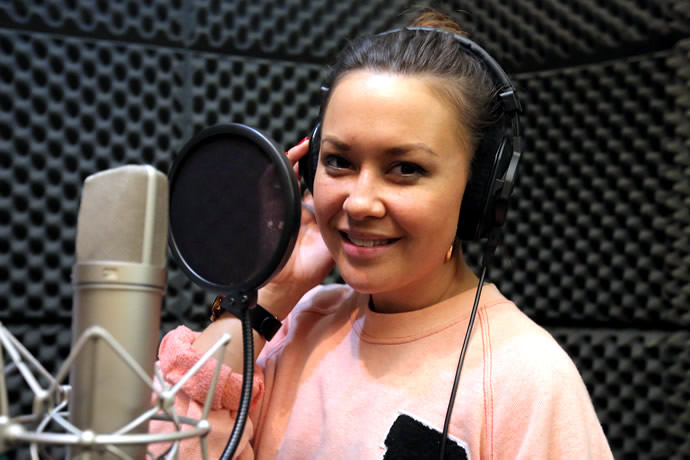 Natasha - Voicover Talent