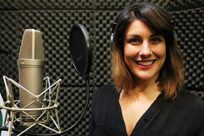 Kate - Voicover Talent